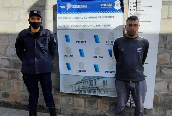 Martín Caffarelo debe cumplir la condena impuesta en la cárcel.