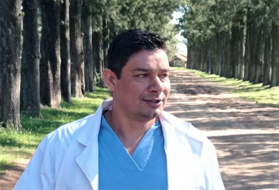 El referente de patricia Bullrich en San Pedro, Diego Lafalce.