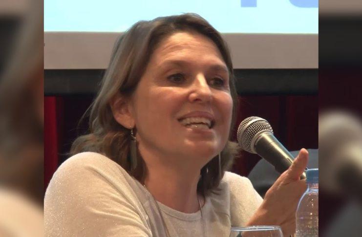 Verónica Schiavina, secretaria de Hacienda de FEMEBA.