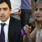Damián Lafalce y Ana Tiramonti, los nombres del PRO para las dos listas en disputa.