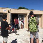 """El Gobierno provincial anunció el regreso de la """"presencialidad plena"""" a los colegios bonaerenses."""