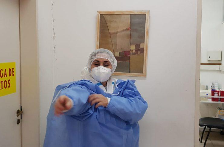 Los nuevos contagios fueron detectados a través de testeos rápidos.