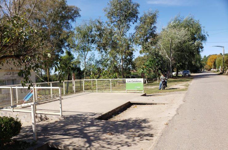 El Centro de Salud de Las Canaletas recibió a 32 vecinos del barrio para los testeos de COVID.
