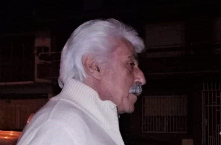 El exintendente Julio Pángaro analizó la decisión del Frente de Todos de no aceptar internas.