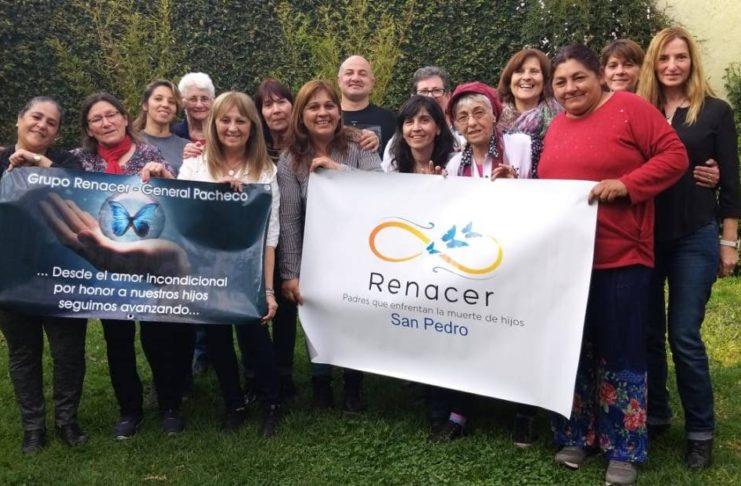El Grupo Renacer se reúne todos los miércoles a las 14.00.