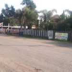 La propiedad de Eligio Araujo tiene 27 mil metros cuadrados.