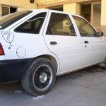 El auto secuestrado perteneciente a Arriola sería el utilizado para trasladar a María Florencia Cresta. Foto: La Opinión.