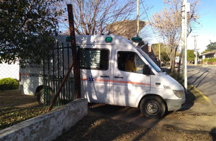 La paciente que falleció estaba internada en el área COVID de ANDAR.