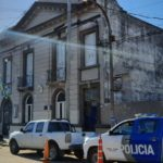 El prófugo fue detenido y trasladado a la Comisaría.