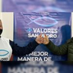 Miguel Iglesias recibió el respaldo del precandidato a diputado nacional Gastón Bruno.