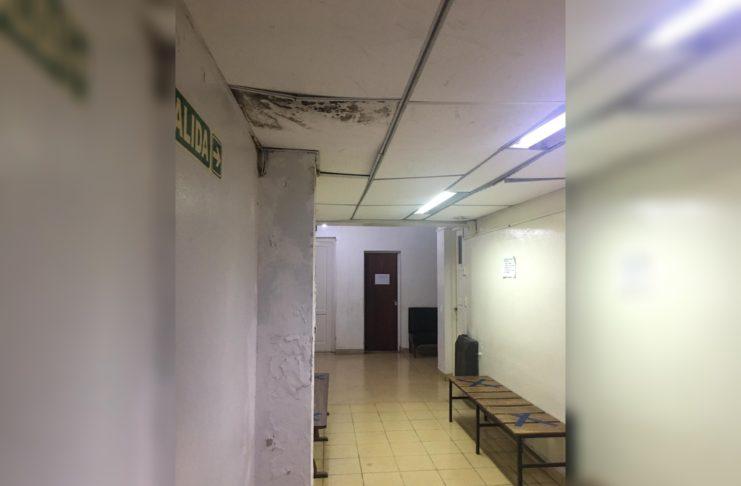 La clínica está cerrada desde el 7 de julio.