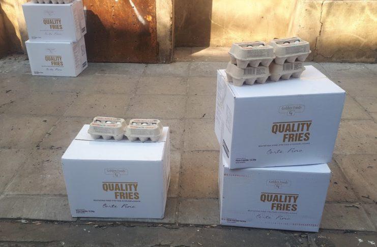 Durante octubre habrá comedores y entrega de módulos alimentarios.