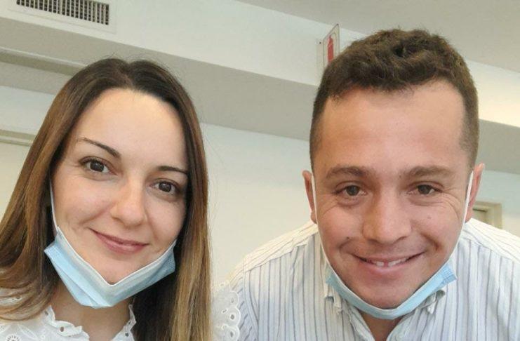 Verónica González y Fernando Gelabert encabezan la lista de Vamos con Vos.