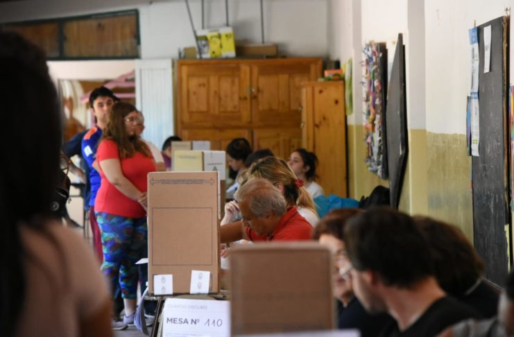 Hay más de 52.000 electores habilitados en San Pedro.