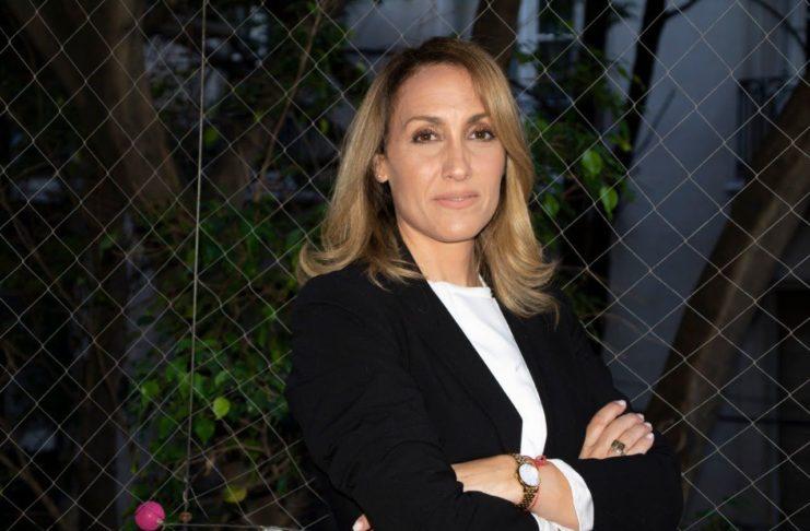 Florencia Arietto, abogada del Movimiento Anti Bloqueo.