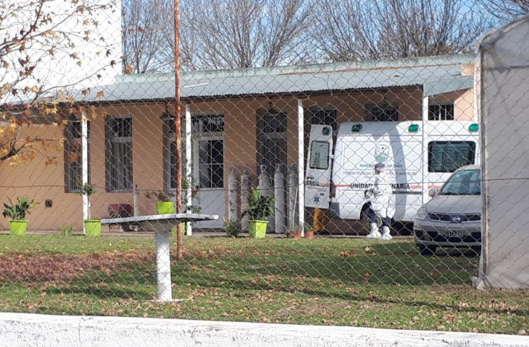 En Andar no hay pacientes contagiados y en la UTI del Hospital tampoco.