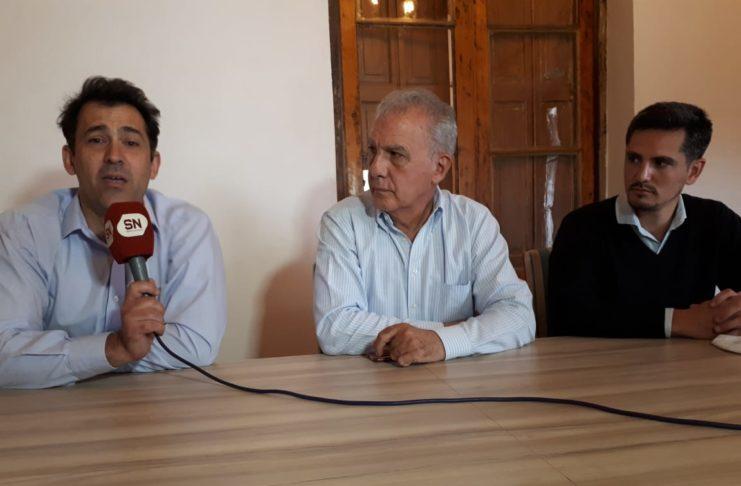 Rivas recibió a Bontempo para dirigirse juntos a Pergamino.