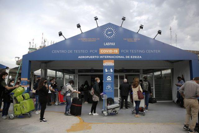 El paciente sampedrino arribó recientemente al país tras un viaje por Europa.
