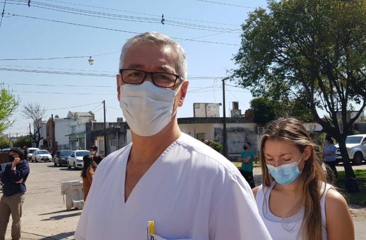 Doctor Raúl Bertone. Foto: La Opinión