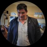 Diego Lafalce, hermano de Damián y referente de una de las listas del PRO en Juntos.