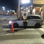 La Agencia Nacional de Seguridad Vial se suma a los controles habituales de la Dirección de Tránsito local.