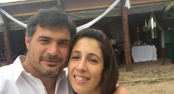 Pedro Alsogaray y Victoria Amatriaian, victimas del caso
