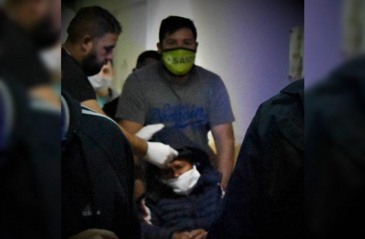 Romero se entregó tras seis días prófugo, acorralado por la búsqueda policial.