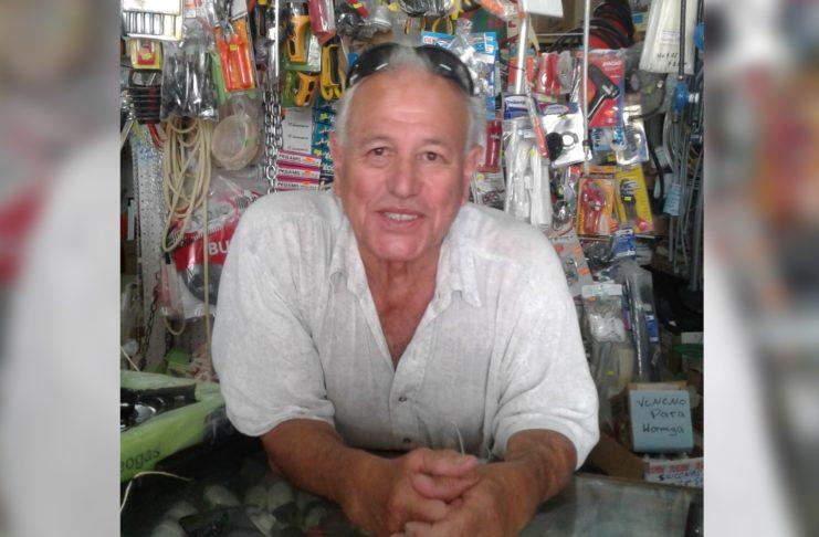 La familia de Rubén Parera recibió con alivio la novedad.