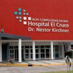El bebé era trasladado al Hospital El Cruce Néstor Kirchner de Florencio Varela.