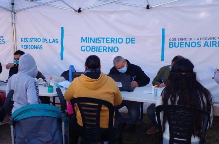 El mes pasado hubo operativo en Gobernador Castro y ahora habrá en Santa Lucía.