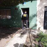 La Justicia ordenó allanar la casa del remisero para secuestrar elementos de interés para la causa.