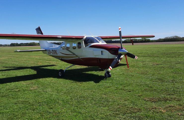 El avión secuestrado en San Pedro sería de uno de los hermanos Marcogiuseppe.