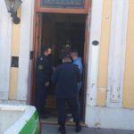 El acusado pasó este martes por Fiscalía.