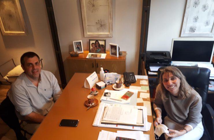 Basso y Sancho se habían reunido a solas dos días después de las Primarias.